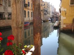 Venice!!! This is where I want to go first!