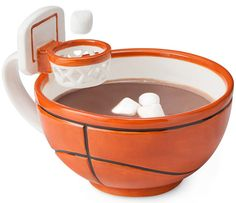 The Mug With A Hoop is a great way to pass the time.