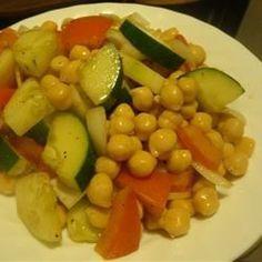 Chickpea Salad - Allrecipes.com