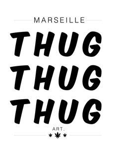Our artists: Arthur Novarino - Thug - www.customly.com