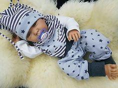 Dawanda Baby Set Pumphose, Halstuch und Beanie Mütze Gr. 50/56/62 NEU in Baby, Kleidung, Schuhe & Accessoires, Jungen | eBay!