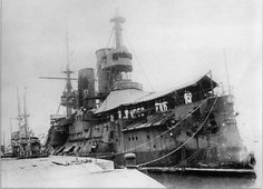The Imperial Russian Navy in pictures. They kind of look spooky!