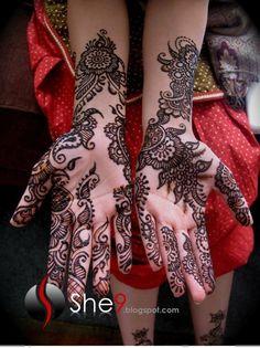 100 Beautiful Mehndi (Henna Hand Art) Designs - Designs Mag