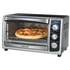 Black & Decker TO1675B 6-Slice Toaster Oven, Black Black & Decker http://www.amazon.com/dp/B0060VQFQ6/ref=cm_sw_r_pi_dp_4-OCwb05ERGXV
