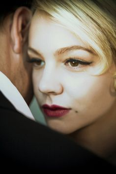Carey Mulligan audition photo for the great gatsby