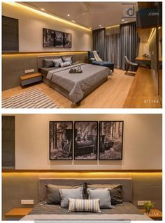 eddba5eb1761 Apartment Interiors with Vintage Touch And Laced With a Lot of  Ornamentation. Naina Singh · Bed back