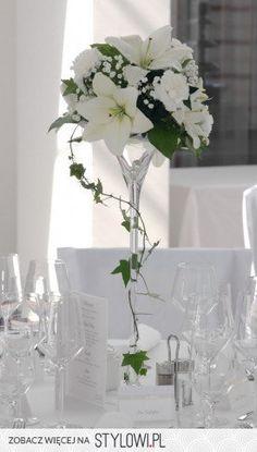 dekoracja stołu weselnego na Stylowi.pl