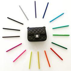 Chanel,mini square
