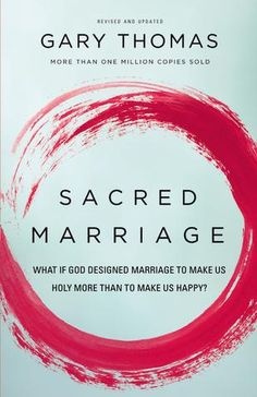 Sacred Marriage: What If God Designed Marriage to Make Us Holy More Than to Make Us Happy? In this popular bestselling book (with more than copies sold), Gary Thomas uncovers how your marriage can become a doorway to a closer walk with God and each other. Marriage Relationship, Marriage And Family, Happy Marriage, Marriage Advice, Love And Marriage, Biblical Marriage, Failing Marriage, Marriage Help, Strong Marriage