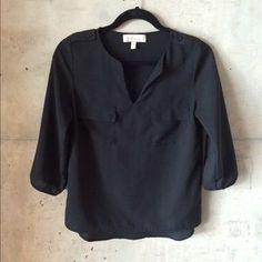 Monteau Tops - MONTEAU black top