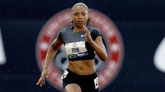 Allyson Felix 2008 Olympic Silver Medalist will return to 2012 London Olympic as the favorite; She sets a new personal best and record at 2012 US Olympic Trails.#Team USA #USA Women Track & Frield