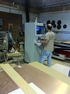 Custom Cabinet Workshop