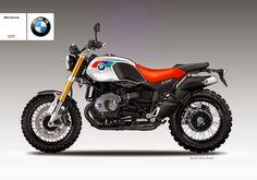 """BMW R 1200 """"Garmisch"""" the scrambler"""