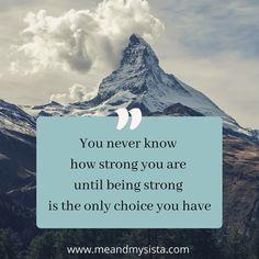 You Never Know, Mount Everest, Battle, Inspirational, Mountains, Travel, Viajes, Destinations, Traveling
