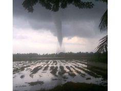 Pendang dan Kuala Kedah Dilanda Puting Beliung