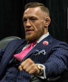 Da boss, Mr entertainment. King Conor