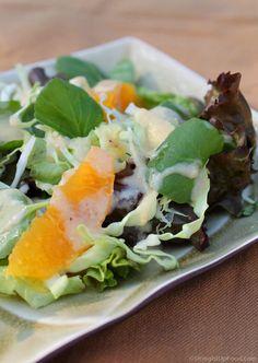 whole food, oil-free salad dressings