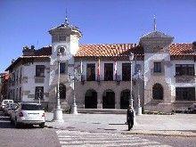 Ayuntamiento de El Espinar, municipio de Segovia.