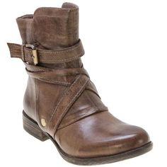 c63224ba91a9 Miz Mooz Bailey Boots In Brown Sz 6.5 Leather Miz Mooz Shoes