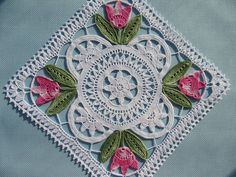 very pretty motif!.. #inspiration_crochet #diy GB