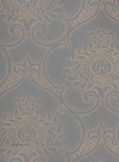 midnight 3 casadeco wallpaper #metallicwallpaper #damaskwallpaper
