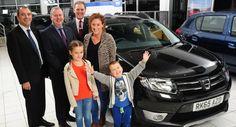 Dacia chegou às 3.500.000 de vendas!!!