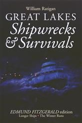The best and most adventure-drenched book on the subject of the many known wrecks and disasters that have befallen mariners on the Inland Seas.  It's never been out of print since its original publication, and was revised following the sinking of the *Edmund Fitzgerald* to give an entire section over to that modern-times tragedy.