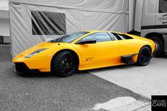 Lamborghini Murcielago LP670-4 SV.
