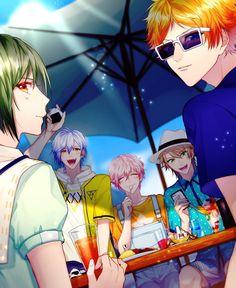 Cute Anime Boy, I Love Anime, Beautiful Boys, Pretty Boys, Star Crossed Myth, Rap Battle, 3 Arts, Hisoka, My Princess