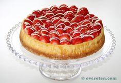 Aardbeien Cheesecake