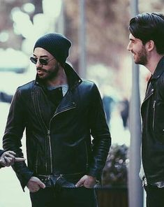 Wallpaper Pictures, Turkish Actors, Couple Photography, The Man, Leather Jacket, Couples, Celebrities, Fashion, Turkish Men