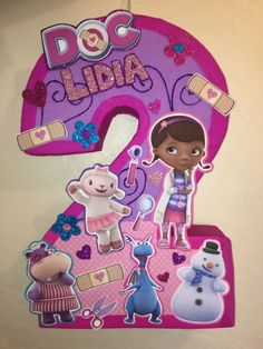 Doc McStuffins Pinata. Inspired. Doc. McmStuffins Birthday Party. Piñatas.   Aldi My Shop party supplies 1st Birthday Favors, 3rd Birthday Parties, 2nd Birthday, Doc Mcstuffins Birthday Cake, Doc Mcstuffins Toys, Doctor Party, Little Mermaid Parties, Etsy, Inspiration