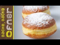 Der BACKPROFI -Rezeptsammlung Beignets, Doughnut, Donuts, Sweet Tooth, Favorite Recipes, Treats, Cooking, Desserts, Food