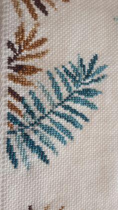 Cross Stitch Embroidery, Cross Stitch Patterns, Bargello, Cross Stitch Flowers, Canvas, Floral, Bath Linens, Dot Patterns, Towels