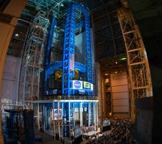 The Big Picture: NASA gets ready to build the 'next great rocket' by Mariella Moon 9/13/14 	NASA is building the largest rocket in the history of mankind