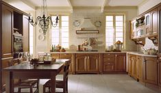 kitchen design rangehoods between windows