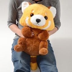 Baby Lesser Panda-chan Plush Collection (Big)