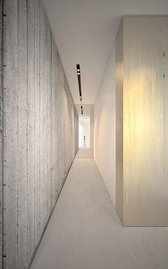 Office in Bellegem Belgium by AD office interieurarchitect - render