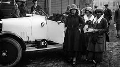 Dorothee Pullinger - early 20th century car designer and manufacturer