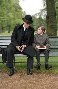 One of many great moments from Finding Neverland.