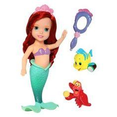 princess ariel | Disney Princess Bathtime Ariel
