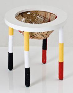 Brazilian designer Rodrigo Almeida