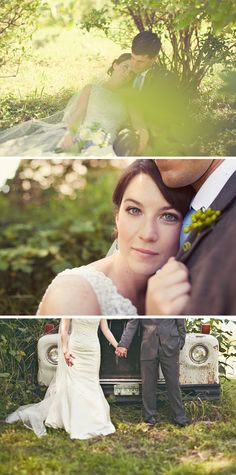 Bybee Farms outdoor wedding by Jagger Photography