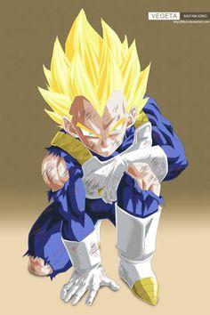 Vegeta super saiyan on Pinterest | Goku, Dragon Ball and Dragon Ball Z