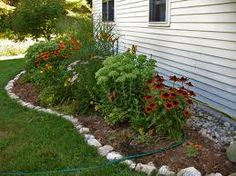 Cheap And Easy Landscaping Ideas | Landscaping Edging Ideas | Landscape Gardening Ideas