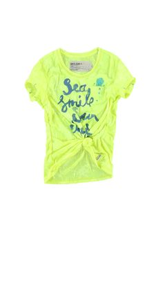 T-shirt Garcia C32409 KARLYN GIRLS 65 Ultra Lime
