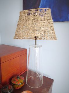 Let's Make...A Jute Lampshade! - Flipping the Flip