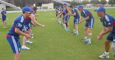 2nd International Disability Cricket Series 2014 2nd ODI Match at ICC GCA Dubai: