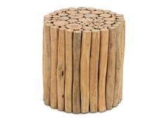 Logs Stool