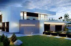 Projekt domu nowoczesnego Homekoncept 30